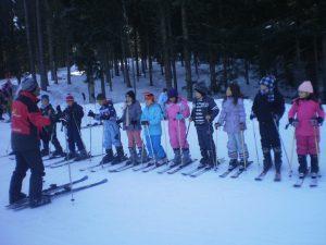 научи се да караш ски 2013